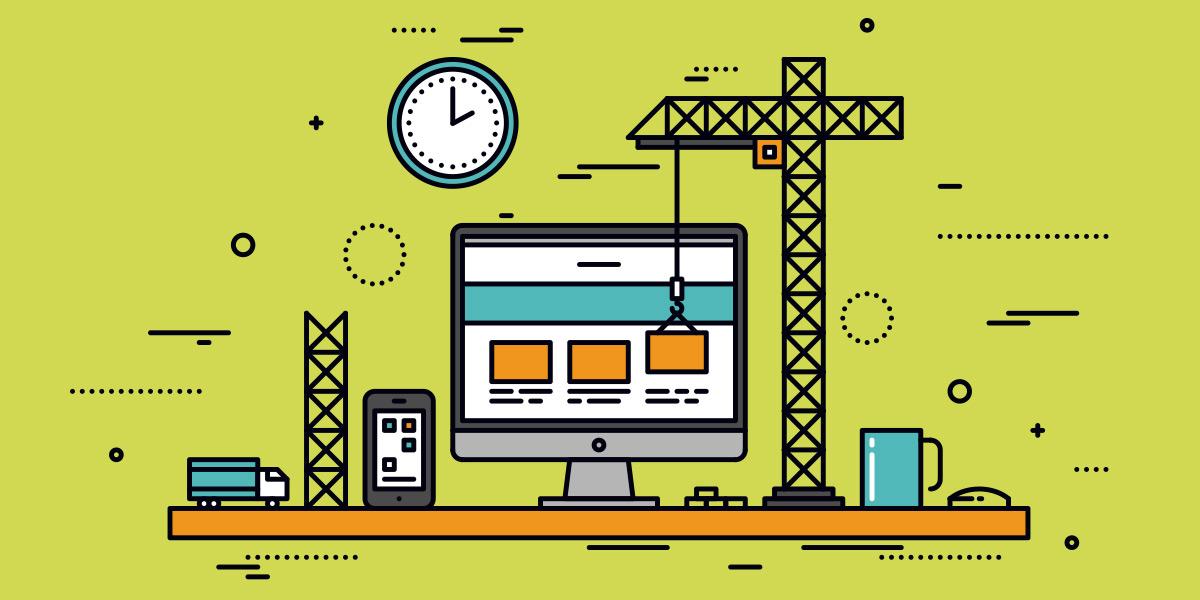 como criar um site em curitiba